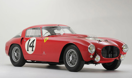 Ferrari 340/375 MM Berlinetta Competizione, adjudicado por 9.856.000 euros
