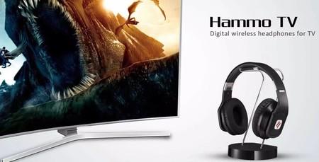 Noontec Hammo HD, auriculares Bluetooth para ver la televisión: Análisis