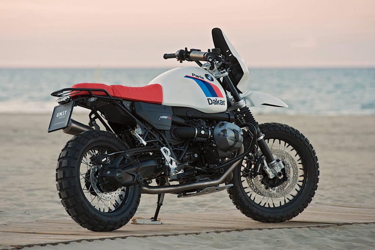Foto de BMW R nineT Dakar Unit Garage (2/9)
