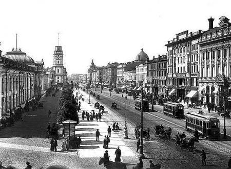 Nevsky Prospects, una editorial nacida para acercarnos la literatura rusa