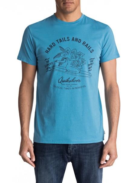 Camiseta Azul Quiksilver
