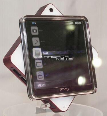 Fujitsu Turn Tablet, prototipo de diseño