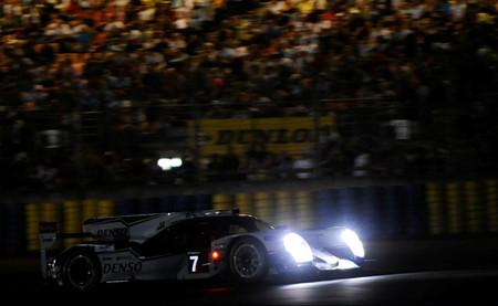 24 horas de Le Mans 2014: El solitario Toyota número 7 se distancia de los rivales