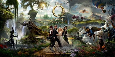 'Oz, un mundo de fantasía', la magia que necesitamos