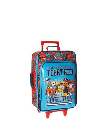 Esta maleta La Patrulla Canina enamorará a los peques de la casa por 38 euros en las rebajas de El Corte Inglés