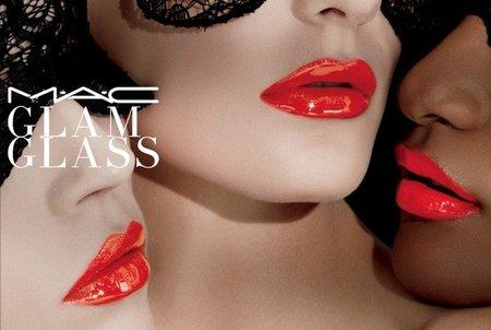 MAC Glamglass Collection, labios super jugosos