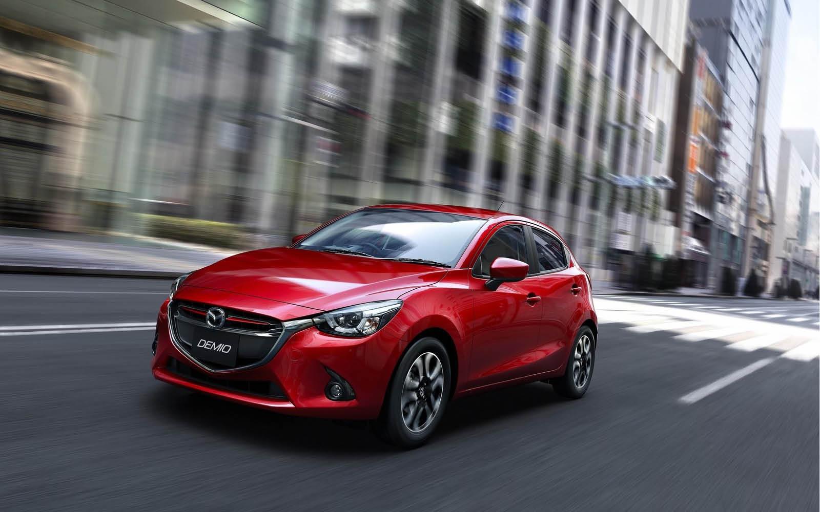 Foto de Mazda 2 2015 (5/24)