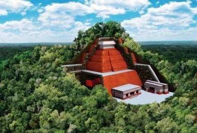 Nuevo atractivo en la Ruta Maya