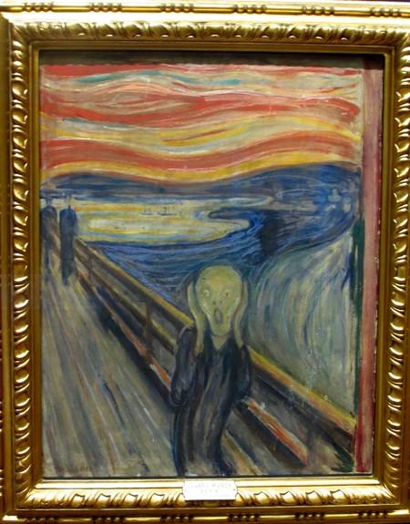 El Grito de Munch Oslo