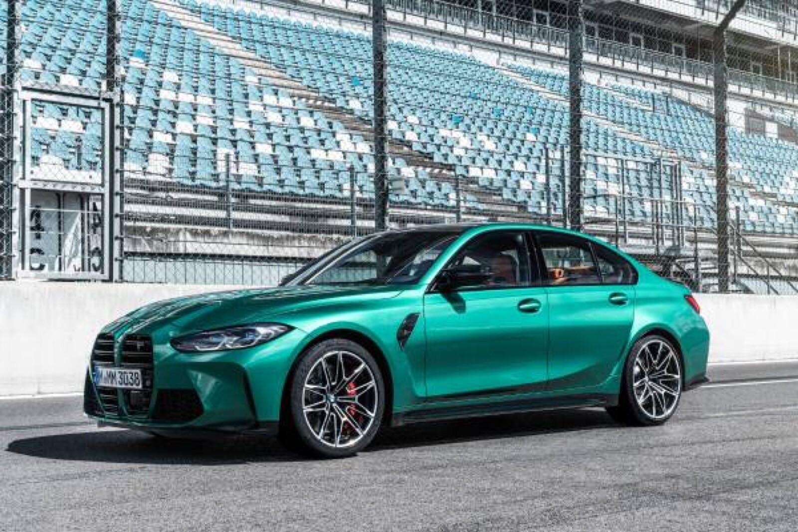Foto de BMW M3 Competition 2021 (35/40)