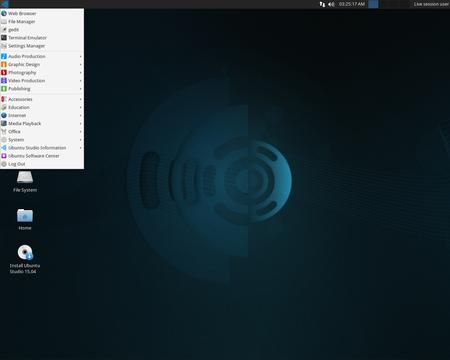 Ubuntu Studio 15 04