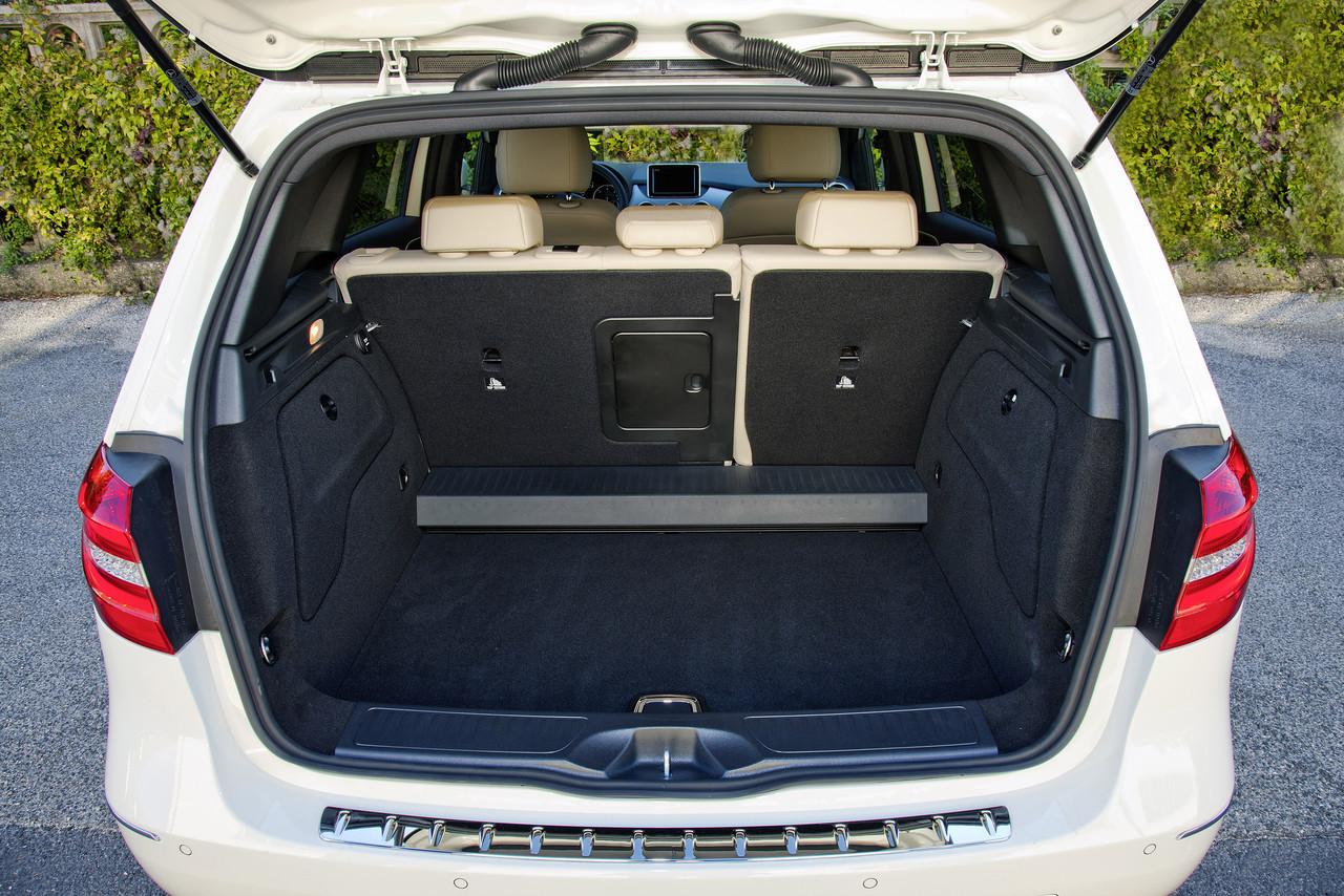 Foto de Mercedes-Benz Clase B (11/104)