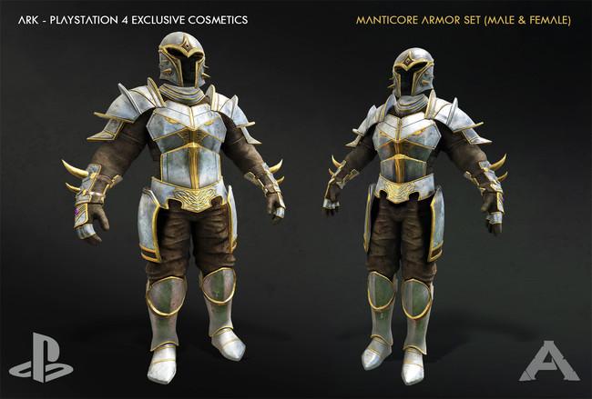 Ark Survival Evolved Ps4 02