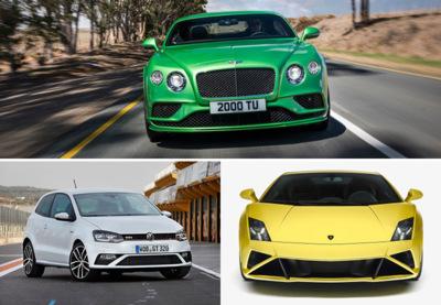 Hacemos coches como pizzas, o qué tienen en común un Polo GTI, un Continental y un Gallardo