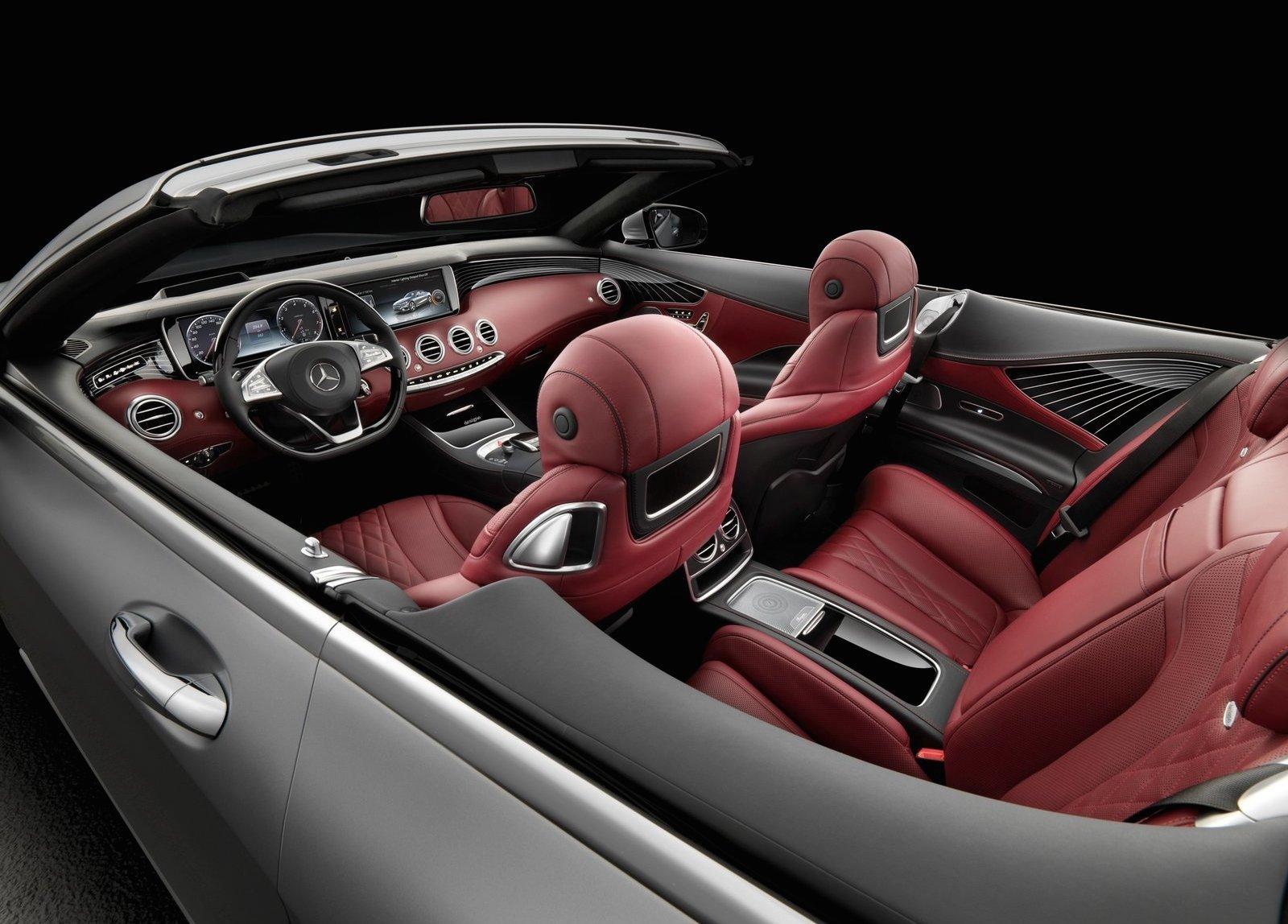 Foto de Mercedes-Benz Clase S Cabriolet (37/38)