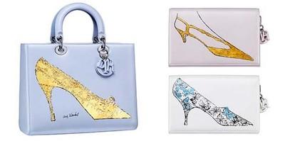 Raf Simons customiza el bolso Lady Dior con dibujos de Andy Warhol