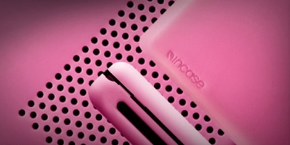 Nueva funda dura de Incase en color rosa