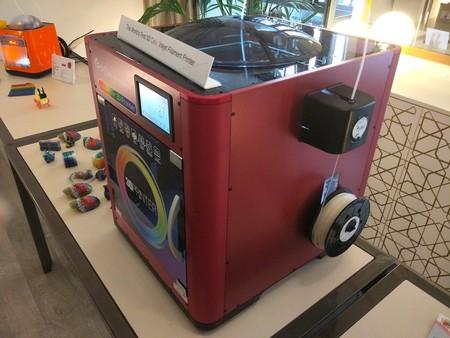 da Vinci Color, primera impresora 3D a color