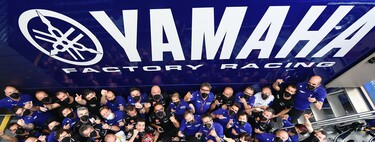 Yamaha quiere crear su propio equipo de Moto2 junto a Valentino Rossi para formar a sus futuros pilotos de MotoGP