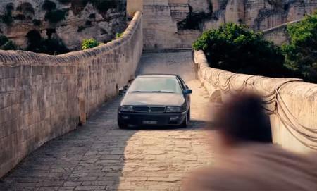 Maserati Quattroporte IV en 'No Time To Die'