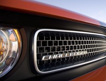 Teasers del Dodge Challenger SRT8