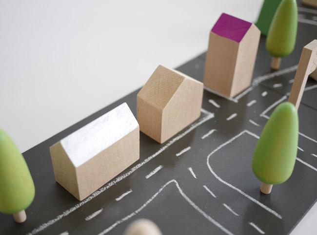 Foto de Machi, una ciudad minimalista de juguete (2/7)