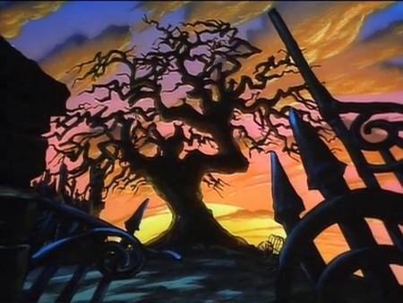 'El árbol de la noche de brujas', Halloween y terror infantil según Bradbury