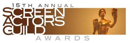 Las nominaciones del Sindicato de Actores estadounidense 2008