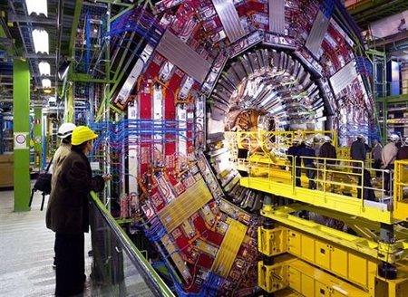 El LHC podría descubrir un universo paralelo en 2011