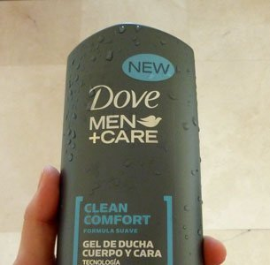Dove Men+Care y su gel de ducha cuerpo y cara. ¿Un 2 en 1? Lo probamos