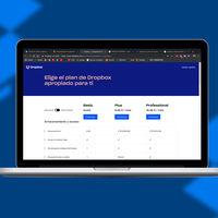 Cómo comprar más espacio en Dropbox: opciones y tarifas disponibles