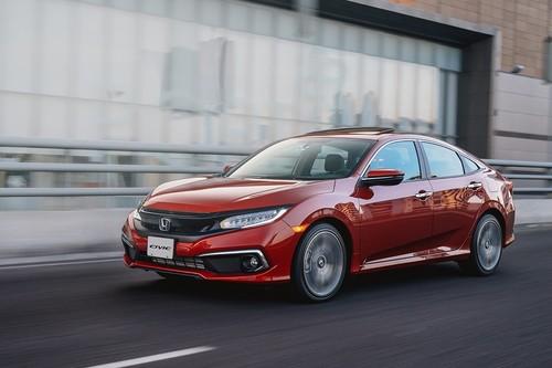 Honda Civic 2019: Precios, versiones y equipamiento en México