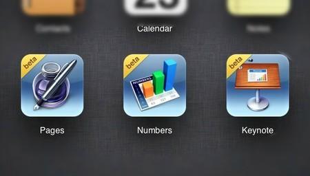 iWork versión Beta en iCloud ahora disponible para todos