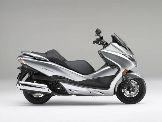 Honda Forza Z y Forza Z ABS