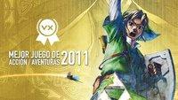 Mejor juego de Acción/Aventuras de 2011 según los lectores de VidaExtra: 'The Legend of Zelda: Skyward Sword'