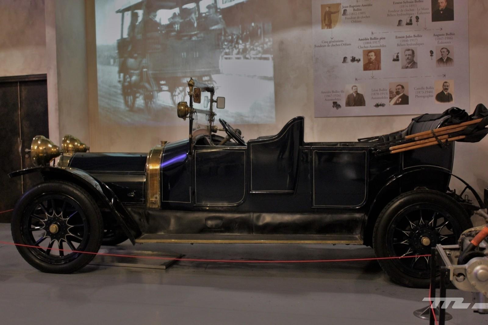 Foto de Museo de las 24 Horas de Le Mans (inicios) (7/30)