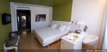 hotel Barceló Castellana Norte - habitación2