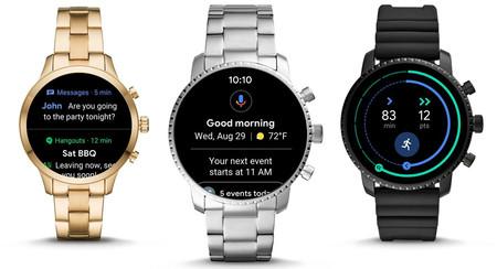 Google Play renueva su diseño en Wear OS