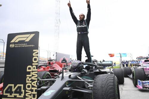 Del 'sanganchao' al 'hammer time': Cómo Lewis Hamilton se ha convertido en el mejor piloto de la historia de la Fórmula 1