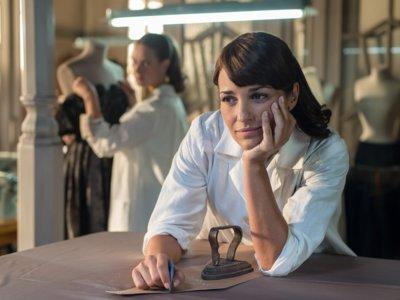 El nuevo look de Paula Echevarría en 'Velvet' te sorprenderá