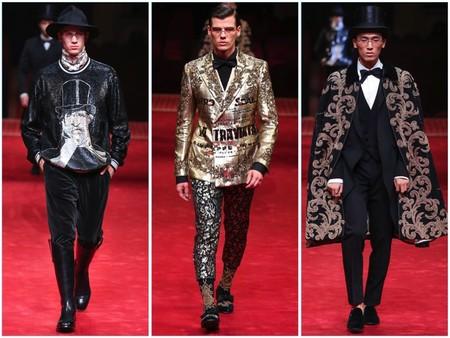 Dolce & Gabbana Alta Sartoria Primavera 2017: una colección que reúne poesía, música y mucha pasión