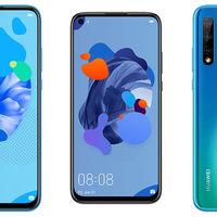 Este sería el Huawei P20 Lite 2019: la cámara frontal integrada en la pantalla y la trasera, cuádruple