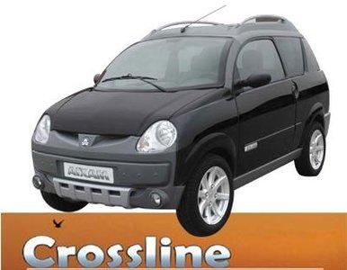 Aixam Crossline, miniSUV sin carnet