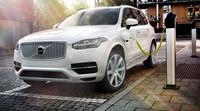Volvo detalla el XC90 T8 Plug-In Hybrid