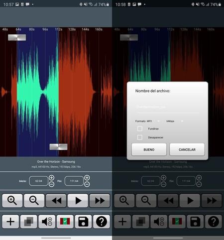 Audio Cutter Y Ringtone Make