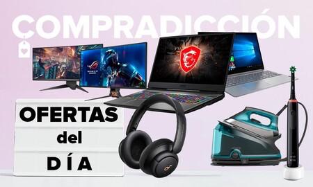 Ofertas del día en Amazon: portátiles MSI y Lenovo, monitores Alienware, auriculares Soundcore o aspiradores Dreame a precios rebajados