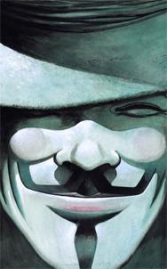 En línea trailer de 'V de Vendetta'