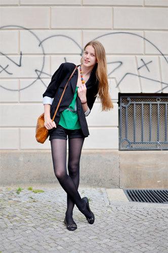 Los pantaloncillos cortos: una prenda de transición