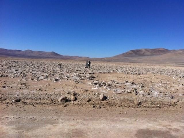 Atacama: el límite seco de la vida nos ofrece pistas sobre la vida marciana