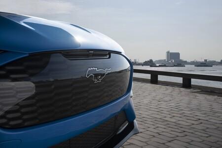 Ford Mustang Mach E Gt Logo